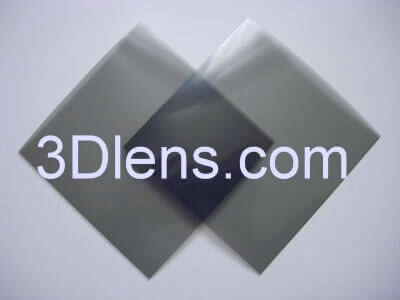 Circular Polarizer Film 150x150mm