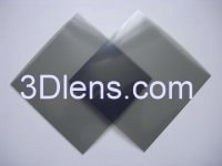 Circular Polarizer Film 100x100mm