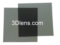 Linear Polarizer Film 100x100mm